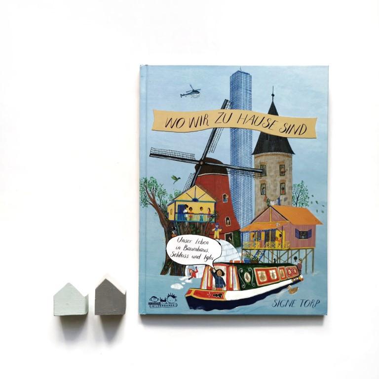 Buchtipp mint & malve: Wo wir zu Hause sind - Signe Torp (E.A. Seemanns Bilderbande 2020)