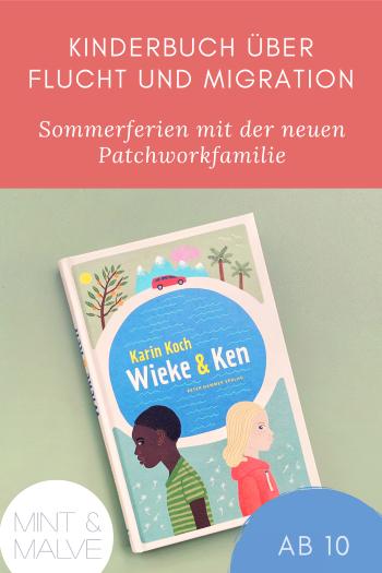 mint & malve Buchtipp: Wieke und Ken - Karin Koch (Peter Hammer Verlag 2021)