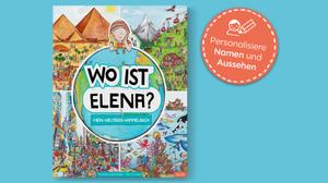 """Weltreise-Wimmelbuch """"Wo ist...?"""", Librio"""