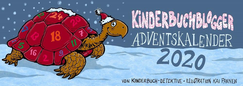 Kinderbuchblogger-Adventskalender 2020 von Kinderbuch-Detektive, (c) Kai Pannen