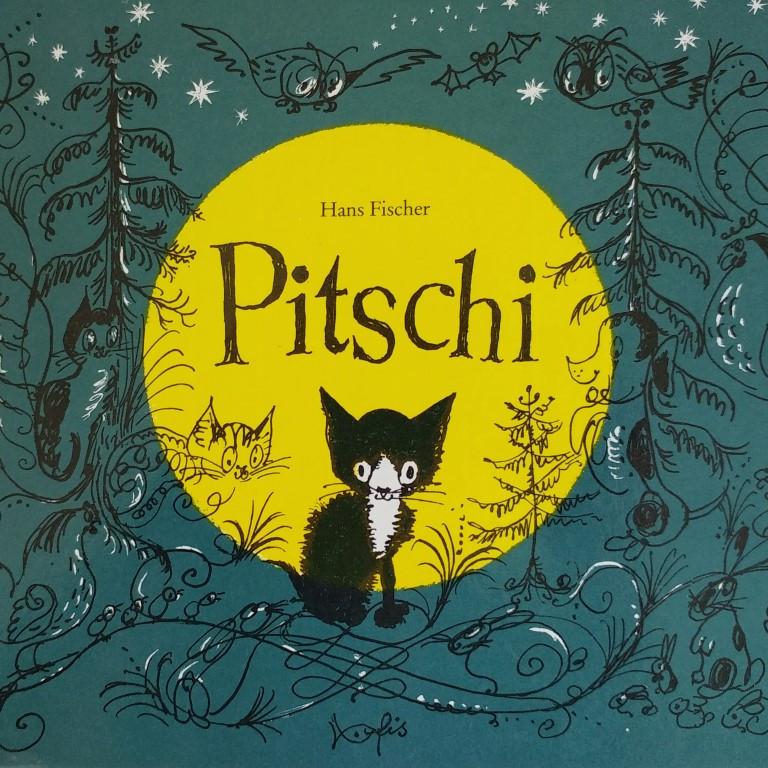 Besprechung MINT & MALVE: Pitschi, Hans Fischer, NordSüd Verlag