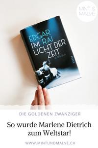 Buchtipp MINT & MALVE: Im Licht der Zeit, Edgar Rai, Piper, 2019