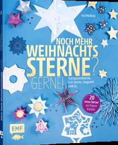 Noch mehr Weihnachtssterne? Gerne! Ina Mielkau, Edition Michael Fischer, 2018