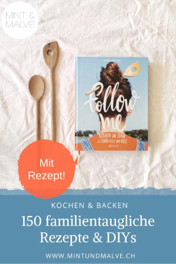 Buchtipp MINT & MALVE: Follow me, Claudia Schilling (AT Verlag, 2019)