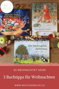 Bilderbuchtipps für Advent und Weihnachten von Hoi Berlin auf MINT & MALVE