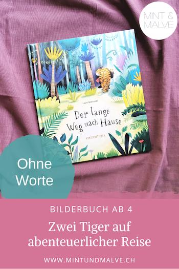 Buchtipp MINT & MALVE: Der lange Weg nach Hause - Laura Bednarski (kunstanstifter 2020)