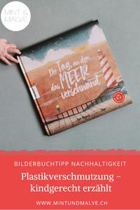 Buchtipp MINT & MALVE: Der Tag, an dem das Meer verschwand, Sam Haynes, Jago, Knesebeck, 2020