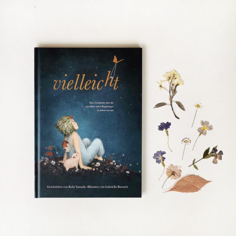 Vielleicht - Kobi Yamada, Gabriella Barouch (Adrian Verlag, 2019)