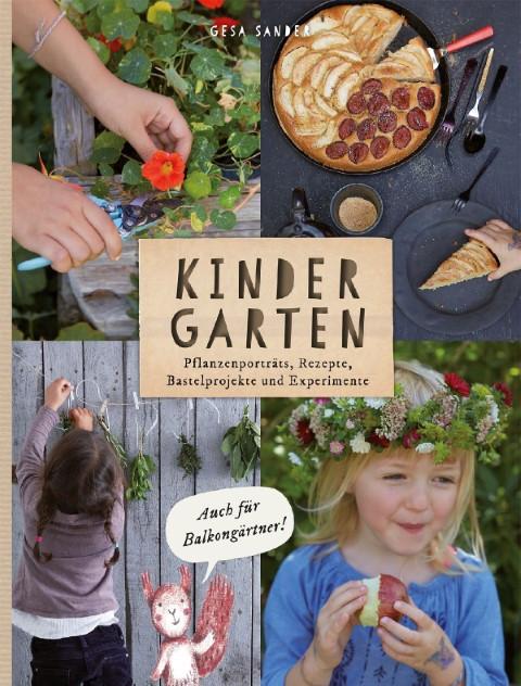 KinderGarten, Gesa Sander, AT Verlag, 2019