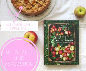Verlosung MINT & MALVE: Äpfel, James Rich, AT Verlag, 2019