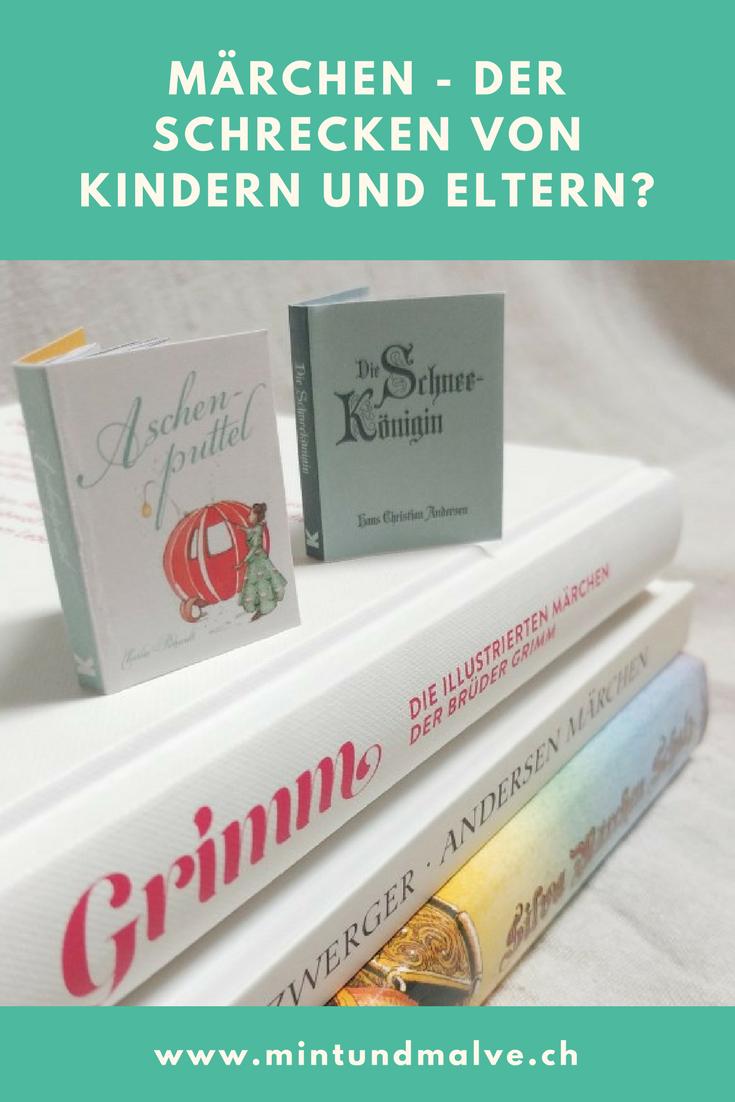 Märchen - der Schrecken von Kindern und Eltern? Experteninterview von www.mintundmalve.ch