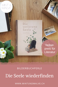 Buchtipp MINT & MALVE: Die verlorene Seele, Olga Tokarczuk, Joanna Concejo, Kampa (2019)