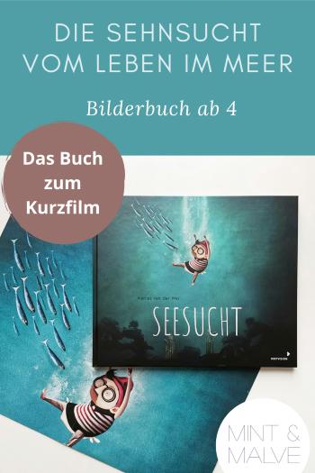 Buchtipp mint & malve: Seesucht - Marlies van der Wel (Mixtvision 2021)