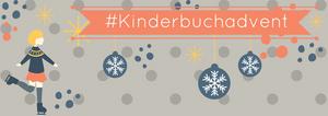 Banner #kinderbuchadvent 2017