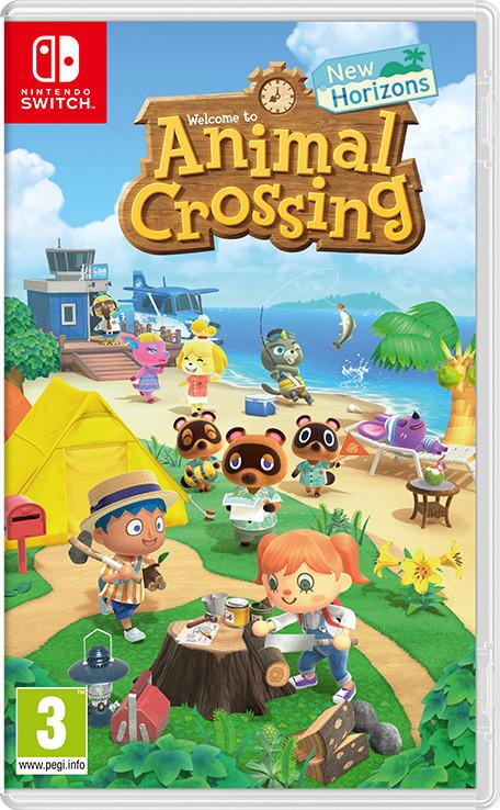 Animal Crossing - New Horizons, Nintendo Switch