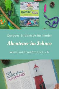 MINT & MALVE Buchtipp: OutdoorKids von Nicolas Lätt, AT Verlag, 2018