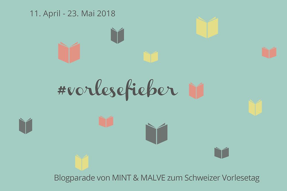 Blogparade #vorlesefieber MINT & MALVE, 11.4.-23.5.18
