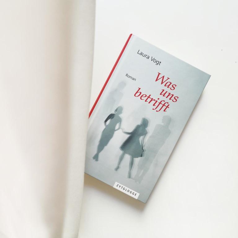 MINT & MALVE Buchtipp: Was uns betrifft - Laura Vogt (Zytglogge, 2020)