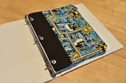 3 Ring Binder Pencil Pouch
