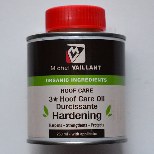 Hardening Hoof Care Organic 3* Oil 8oz