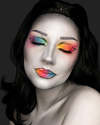 Coline Hachet d'Emerald Makeup Artist à Nantes