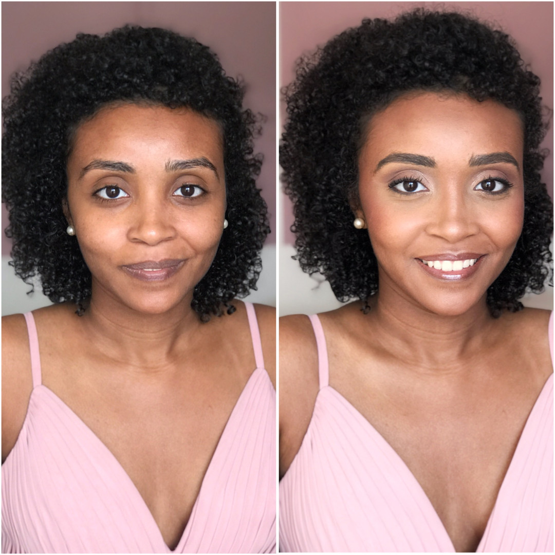 Maquillage invité