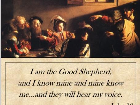 The Shepherd is Calling