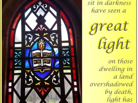 Light Has Arisen