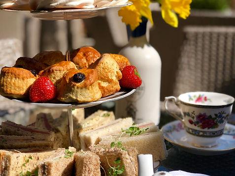 afternoon tea near horsham homemade
