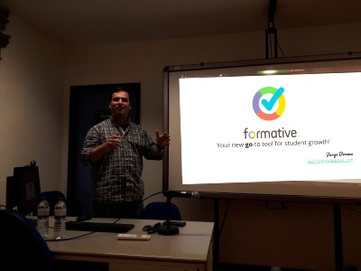 Plataforma Formative: acompanhar em tempo real o trabalho dos alunos