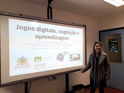 Jogos digitais, cognição e aprendizagem