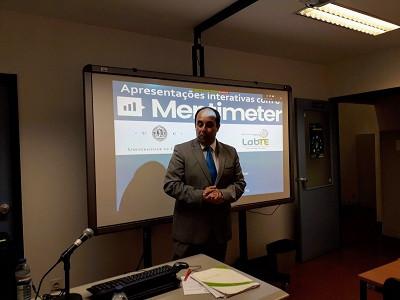 Apresentações interativas com o Mentimeter