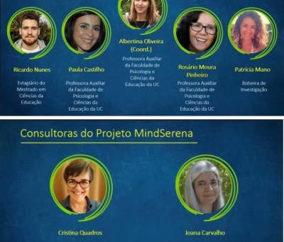 Mindserena - Projeto de aprendizagem socioemocional em contexto escolar