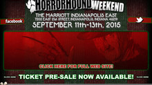 Jessica Will Be At HorrorHound Weekend!