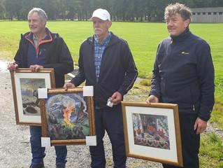 Per Dalheim og Jannicke Hagen vann norgescupen klasse 1 og klasse 2.