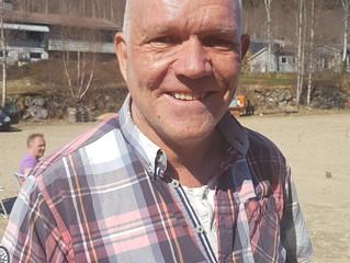 Jim Ertesvåg i vinden, to seirer på to dager.