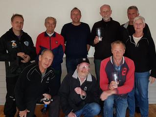 Arnfinn og Oddmund delt seier i årets NH cup