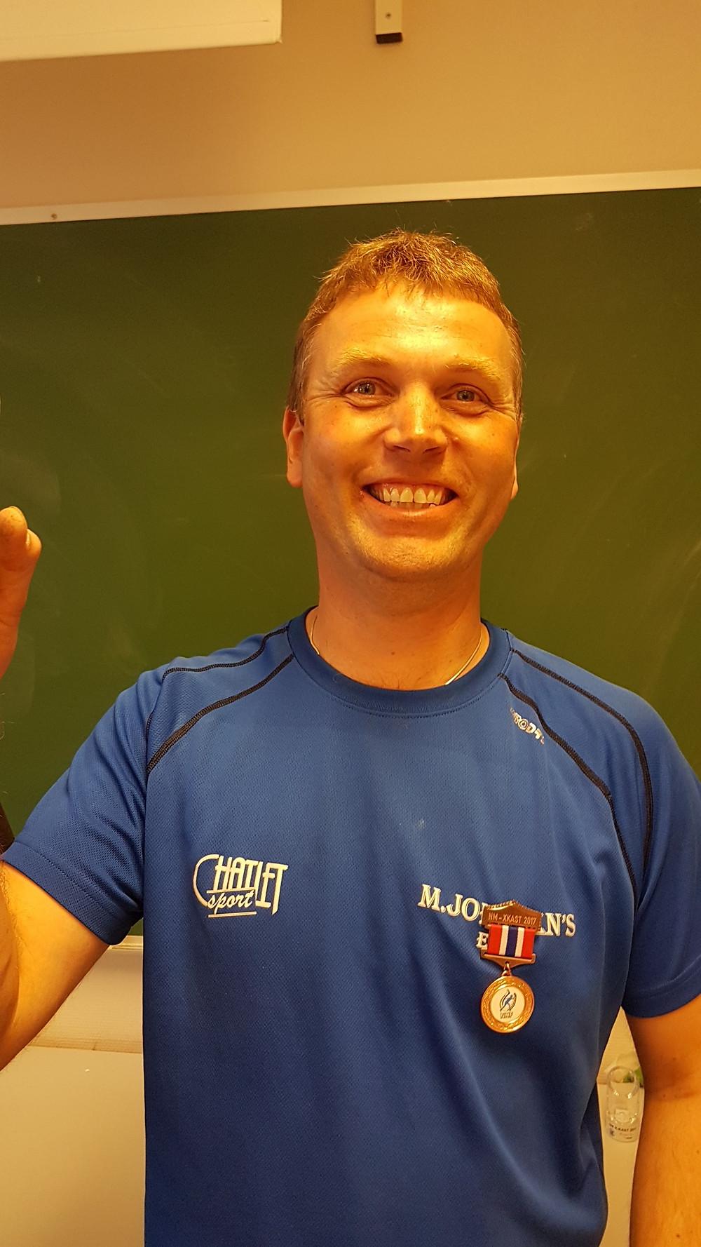 Stein Ove vann DM Singel S.Vestland.