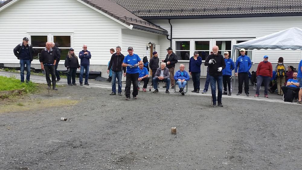 Bilde frå NM 2016 på Ålhus.