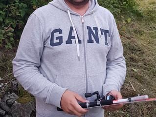 Roy Inge vann DNC stemnet Dale open 11. august