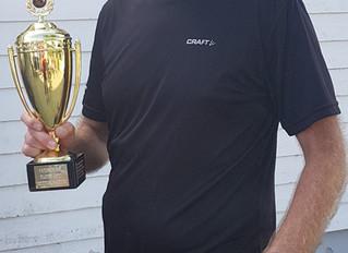 Arnfinn Austegard vann Flatøy Open