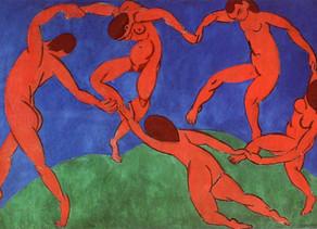 Baile de palabras: Resiliencia y danza en corro