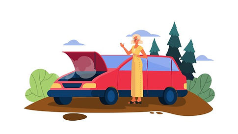 illustration-with-broken-down-car-road-c