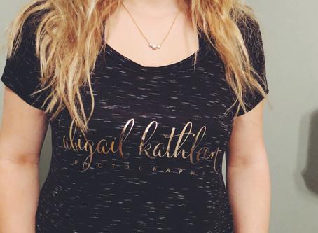 Deciding on a T-Shirt Logo/First Blog!