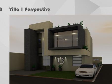 فيلا سكنية حديثة ومميزة في الرياض