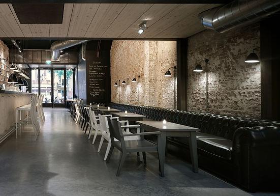 Restaurant Design تصميم مطعم