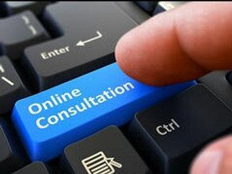 Online Consultation إستشارة أونلاين