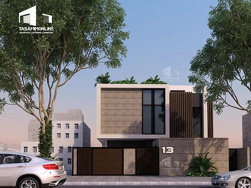 Villa Design تصميم فيلا