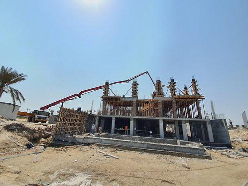 Project Management& Construction Supervision إدارة مشروع والإشراف على التنفيذ