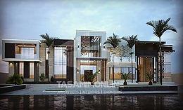 Modern Design for Luxury Home تصميم حديث لبيت فخم